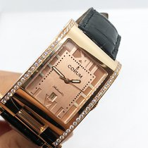 Corum Tabogan Oro rosa 26mm