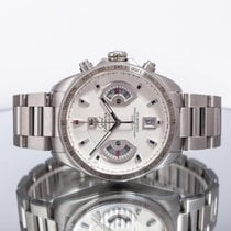TAG Heuer pre-owned Automatic 43mm White Sapphire crystal 10 ATM