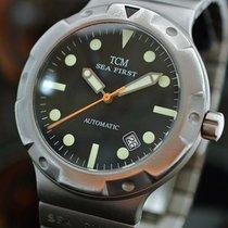 Terra Cielo Mare 鈦 40mm 自動發條 Terra Cielo Mare TCM automatic titanio 新的
