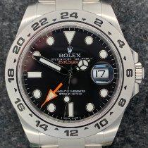 Rolex Explorer II 216570 Very good Steel Automatic