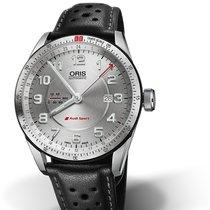 Oris Audi Sport Titan 44mm Silber