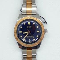 Oris Divers Sixty Five 01 733 7707 4355-07 8 20 17 Nuevo Acero 40mm Automático