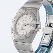 Omega Constellation Double Eagle nuevo 2004 Automático Reloj con documentos originales 15033000