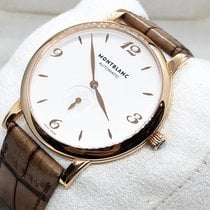 Montblanc Rose gold 40mm Automatic 107076 pre-owned UAE, Abu Dhabi