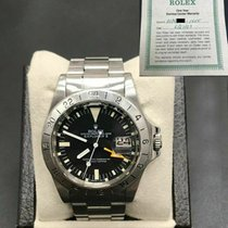 Rolex Steel 1983 Explorer II 40mm pre-owned United States of America, California, San Diego