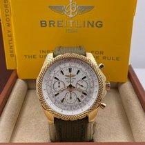 Breitling for Bentley Gelbgold 48mm