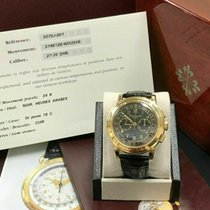Patek Philippe Chronograph Yellow gold 42mm Black United States of America, California, San Diego
