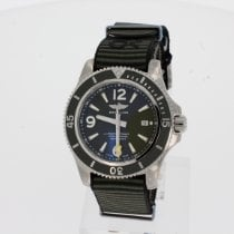Breitling Superocean 44 new 2021 Automatic Watch with original box and original papers A17367A11L1W1