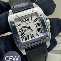 Cartier Santos 100 2656 rabljen