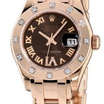 Rolex 80315 Rose gold 2020 Lady-Datejust Pearlmaster 29mm new United States of America, New York, Greenvale