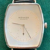 NOMOS Lux 920 Zeer goed Witgoud Handopwind