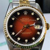 Rolex Datejust Gold/Stahl 36mm Champagnerfarben Deutschland, mönchengladbach