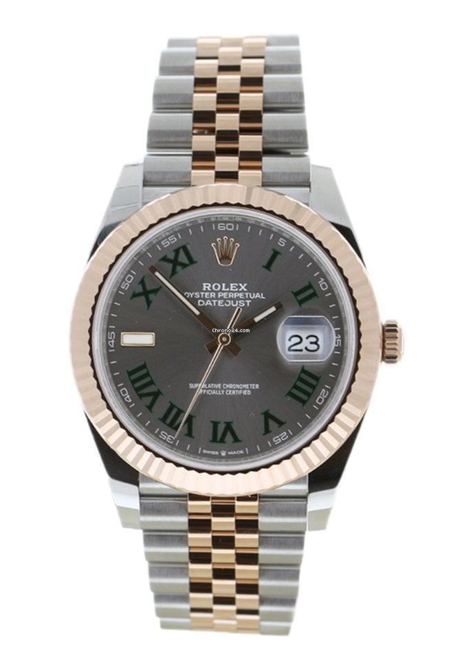 Rolex Datejust II 126331 2021 nieuw