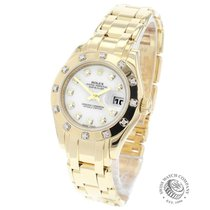 Rolex Lady-Datejust Pearlmaster 80318 2008 usados
