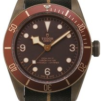 Tudor Black Bay Bronze 79250BM Very good Bronze 43mm Automatic