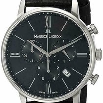 Maurice Lacroix Eliros Steel 40mm Black United States of America, New Jersey, Cherry Hill