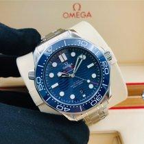 Omega Seamaster Diver 300 M Acero 42mm Azul Sin cifras