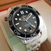 Omega Seamaster Diver 300 M Steel 42mm Black No numerals United States of America, Iowa, Des Moines