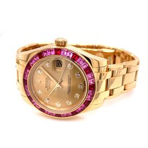 Rolex Pearlmaster Yellow gold 34mm