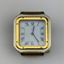 Cartier Alluminio Quarzo Cartier Alarm usato Italia, Brescia