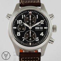 IWC Pilot Double Chronograph Acél 44mm
