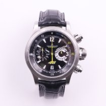 Jaeger-LeCoultre Master Compressor Chronograph new 2014 Automatic Chronograph Watch with original papers 175847V