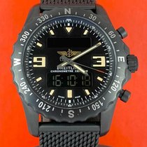 Breitling Chronospace Military M7836622.BD39.159M Very good Steel 46mm Quartz