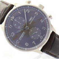 IWC Portugieser Chronograph IW371431 2004 gebraucht