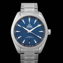 Omega Seamaster Aqua Terra new 2021 Automatic Watch with original box and original papers 220.10.41.21.03.004