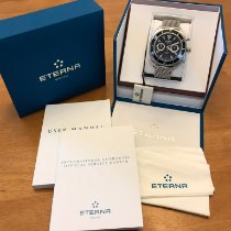Eterna Steel 44mm Automatic 7770.41.49.1718 new United States of America, Tennesse, College Grove