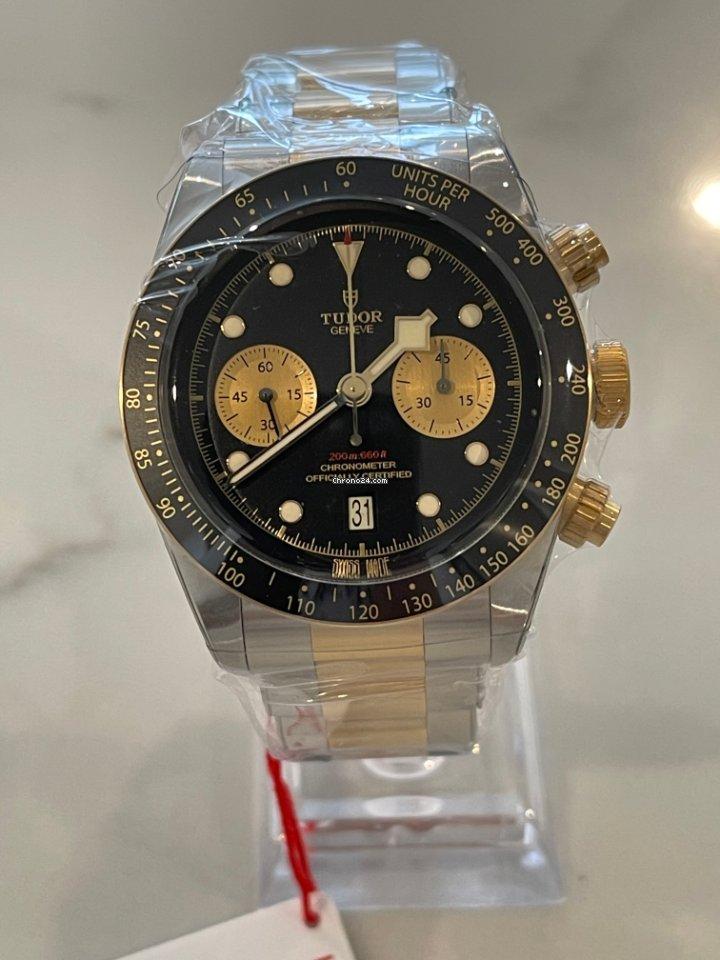 Tudor Black Bay Chrono 79363N-0001 2019 nuevo