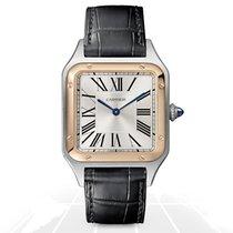 Cartier Santos Dumont W2SA0011 Неношеные Золото/Cталь 43mm Кварцевые