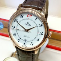Omega De Ville Prestige Red gold 39.5mm White Arabic numerals United Kingdom, Wilmslow