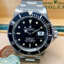 Rolex 16610 Steel 1991 Submariner Date 40mm pre-owned United Kingdom, Wilmslow