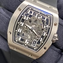 Richard Mille RM 67 Titanium 38.7mm Transparent Arabic numerals United States of America, New York, Manhattan
