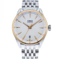 Oris Artix Date Steel 39mm Silver United States of America, Georgia, Atlanta