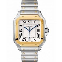 Cartier Santos (submodel) W2SA0007 2020 nouveau