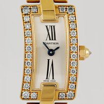 Cartier Ballerine 2992 Rose gold Quartz