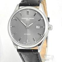 Frederique Constant Classics Index Steel 40mm Grey