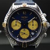 Breitling Chronomat Acél 36mm Kék