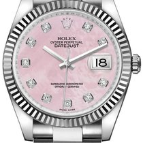 Rolex Datejust 116234-PMPDO New Steel 36mm Automatic