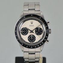 Rolex Daytona Steel 37mm White