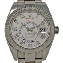 Rolex 326939 White gold 2013 Sky-Dweller 42mm pre-owned United States of America, Florida, Miami