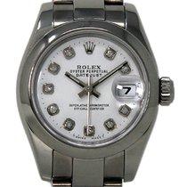 Rolex 179160 Acero 2005 Lady-Datejust 26mm usados