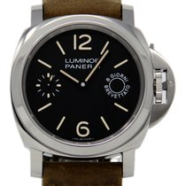 Panerai Luminor Marina 8 Days new 2018 Manual winding Watch with original box and original papers PAM00590