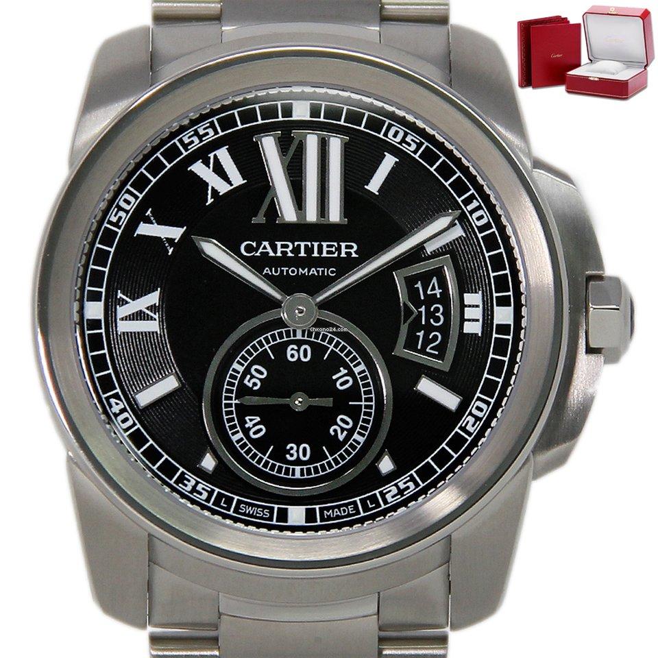 Cartier Calibre de Cartier W7100016 2018 new