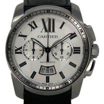 Cartier Calibre de Cartier Chronograph W7100046 2018 new