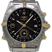 Breitling Duograph Steel 38mm Black United States of America, Florida, Miami