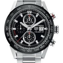 TAG Heuer Carrera Calibre HEUER 01 CAR201Z.BA0714 2020 new