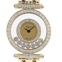 Chopard Happy Diamonds Gelbgold 25mm Gold Deutschland, Düsseldorf